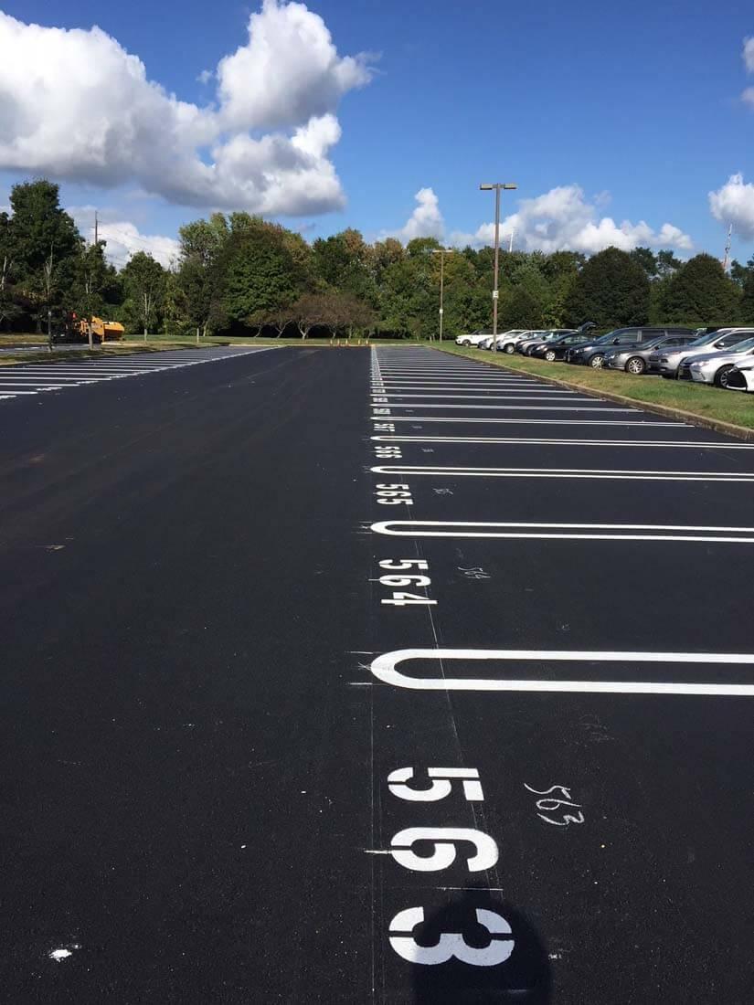 Hotel Asphalt Parking Lot Paving Best Asphalt Paving