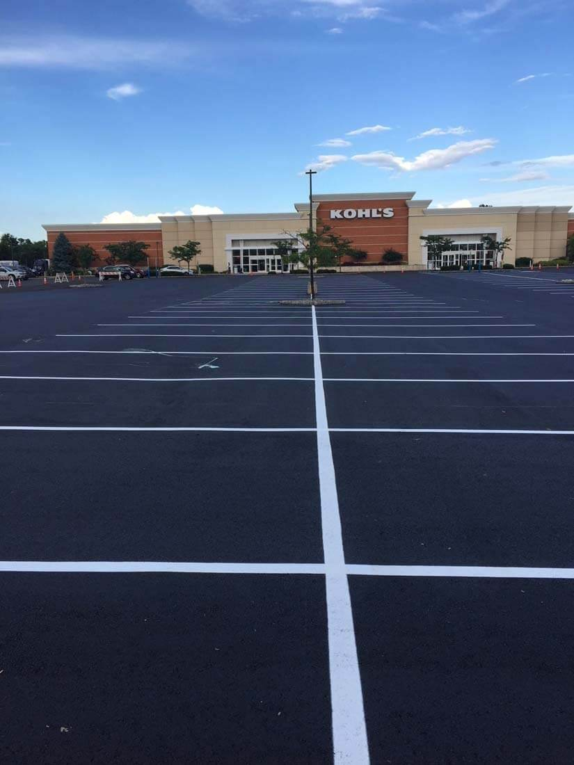 Retail Asphalt Paving Best Asphalt Paving Contractor Nj