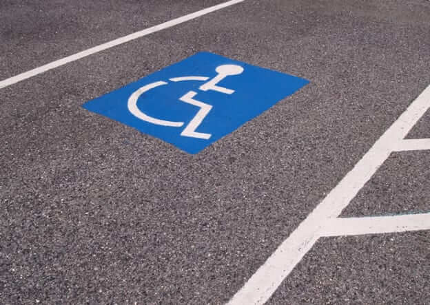 ADA Parking Spot Violations