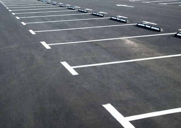 Repaving your parking lot