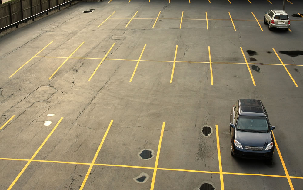 Choosing the Best Parking Lot Repair Company For Your Commercial Lot