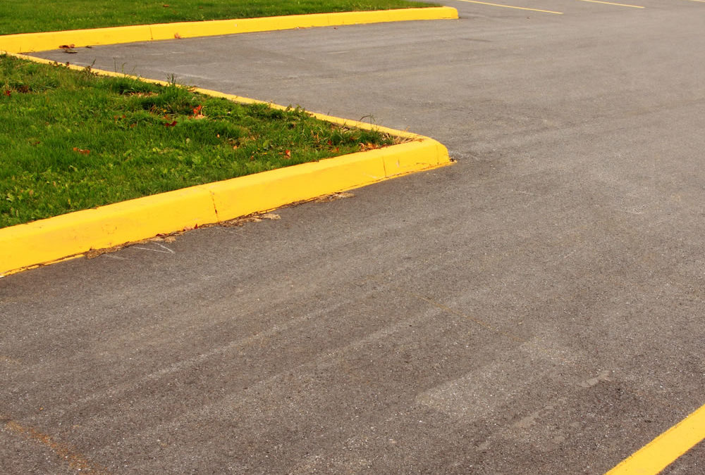 Parking Lot Maintenance: A Little Bit Goes a Long Way