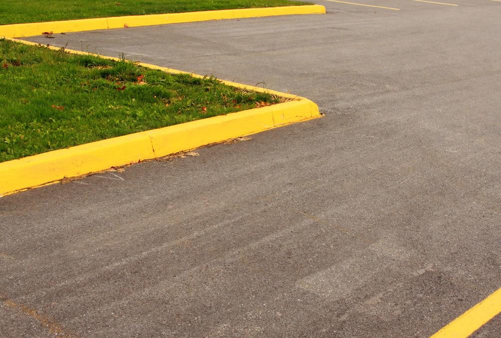 Parking Lot Maintenance: A Little Bit Goes a Long Way