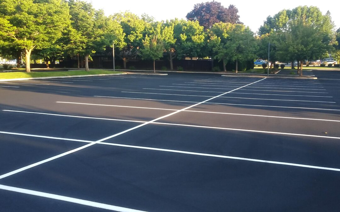 Asphalt Parking Lot Resurfacing: Why You Need It (and What It Entails)